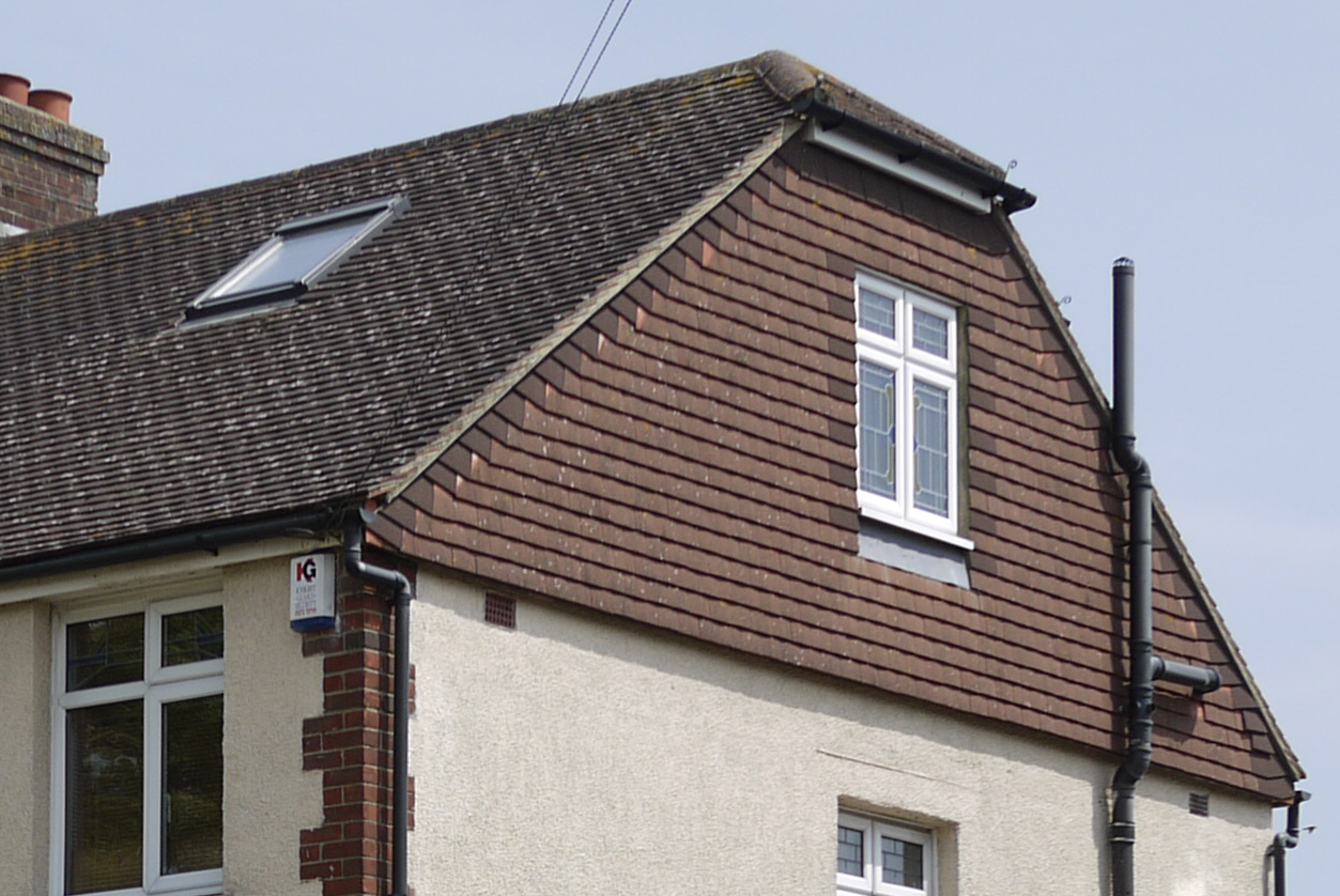 Hip to gable conversion granada loft conversions ltd for Hip or gable roof