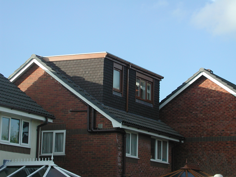 Completed Dormer Loft Conversion 1 (EXTERNAL)